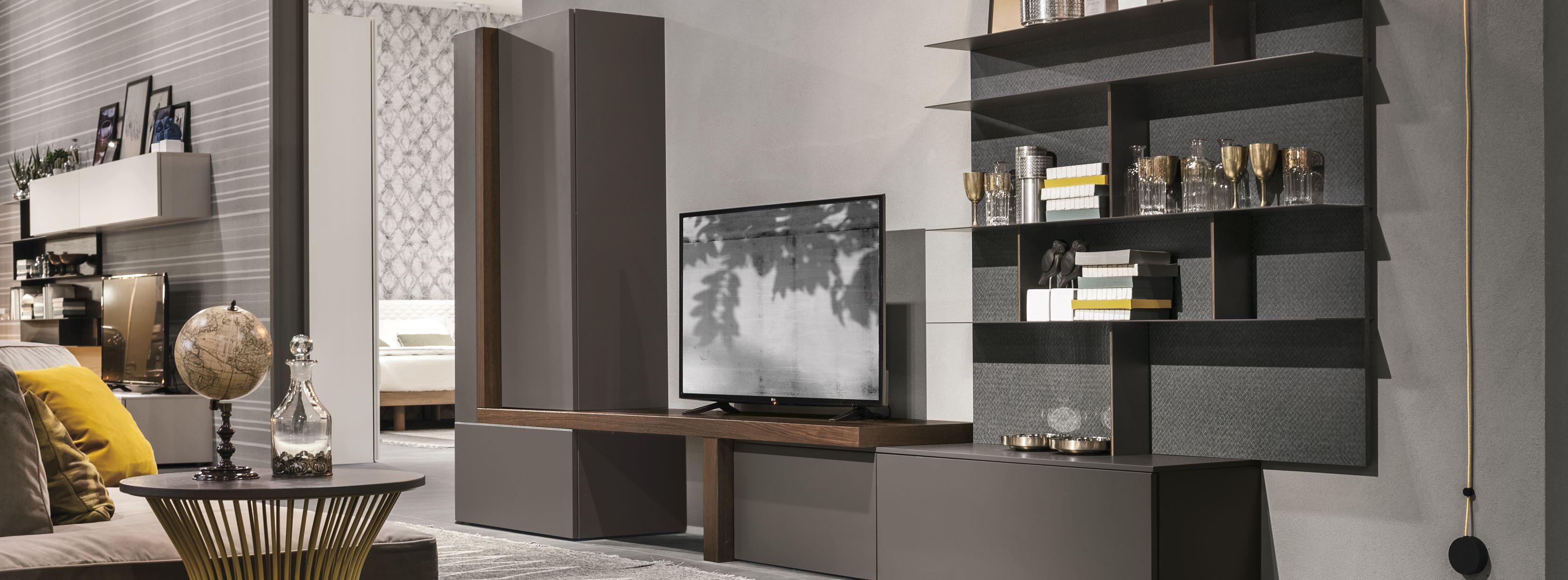 Zona living moderna | Arredi_Minardi