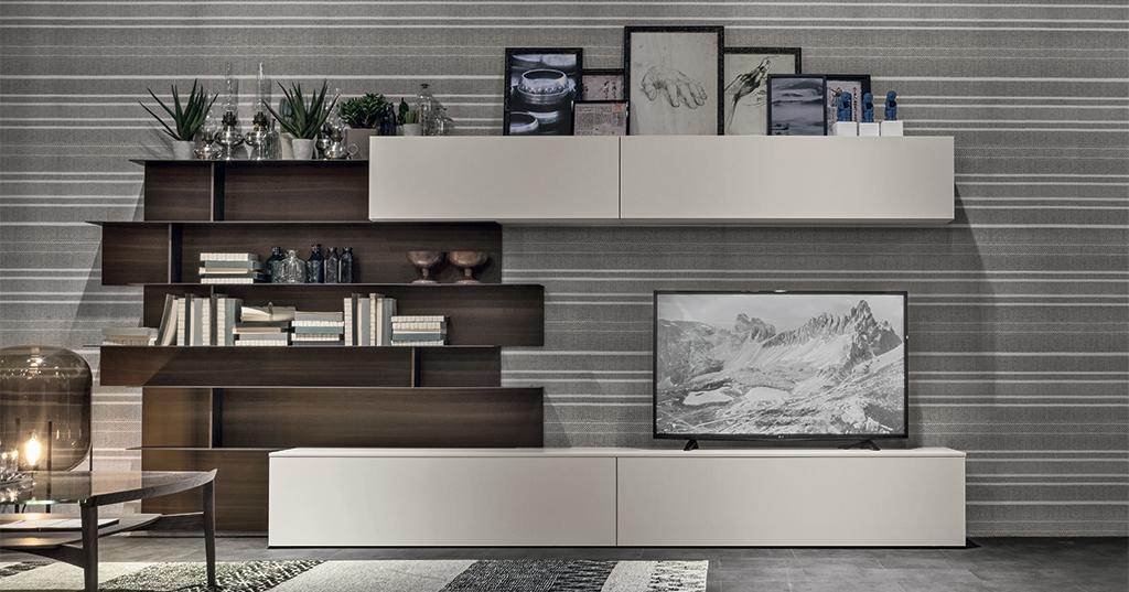 Zona living moderna   Arredi_Minardi