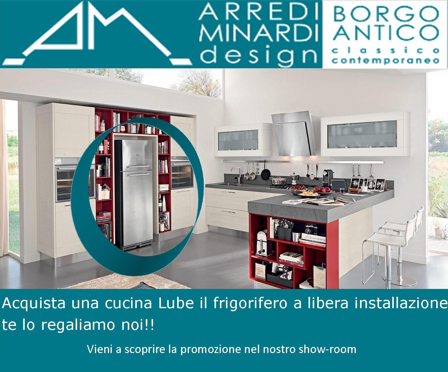 promo frigo freestanding 2015 arredi minardi. Black Bedroom Furniture Sets. Home Design Ideas